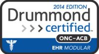 logo drummond group best EHR software chiropractic