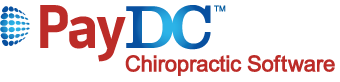 Logo - PayDC Chiropractic Software Best Chiropractic Software to Increase Revenue
