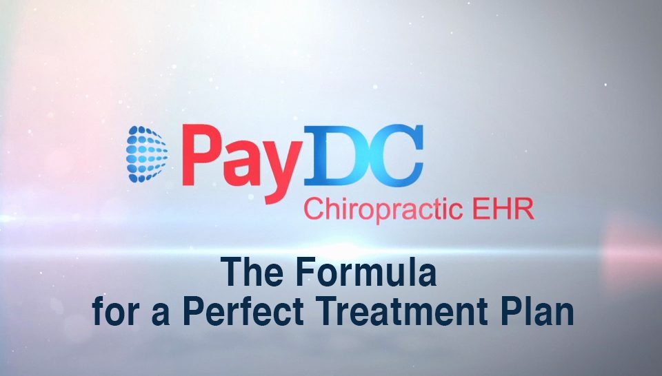 PayDC-ICD-The Formula for a perfect treatment plan