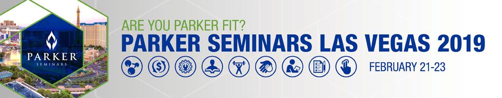 Event Parker Seminar Las Vegas 2019 PayDC