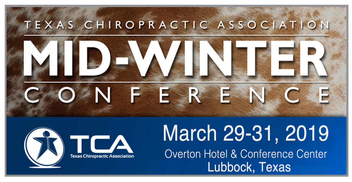 Event TCA Mid Winter PayDC Chiropractor Software, Chiropractic EHR